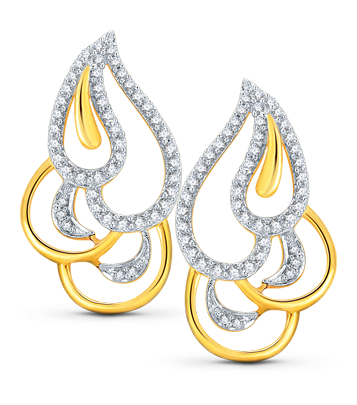kiran jewels, kiran jewels jewellery, kiranjewels jewellery, ada jewellery, ada earing, ada indian jewellery, light weight jewellery, curved jewellery, jewellery for young, brij design studio